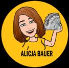Alicja Bauer Logo